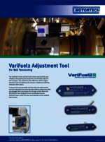 Sales Flyer VariFuel2 Belt Tension Tool