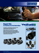 Sales Flyer VariFuel2 Repair Kits