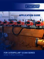 Application Guide CATERPILLAR G3300 Series