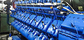 [Translate to German:] MWM/DEUTZ® Gas Engines