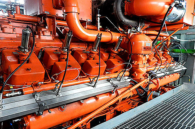 Gas Engine Technology Motortech