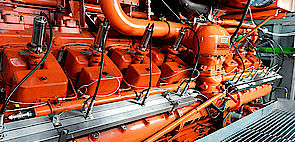 [Translate to German:] WAUKESHA® Gas Engines