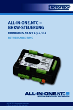 Betriebsanleitung ALL-IN-ONE.NTC