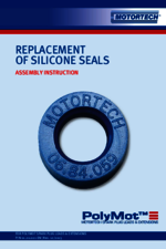[Translate to German:] Operating Manual Replacement of Silicone Seals