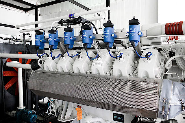 GAS ENGINE TECHNOLOGY | motortech