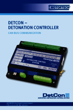 Operating Manual CAN Bus Communication