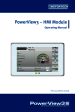 Operating Manual PowerView3